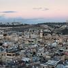 View of Old Jerusalem City, Israel