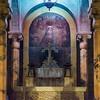 Altar at Children Memorial, Holocaust History Museum, Yad Vashem, Jerusalem, Israel