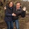 Happy couple in Vered HaGalil, Vered HaGalil, Galilee, Israel