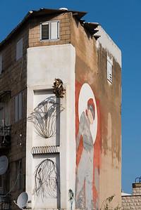 Low angle view of building, Haifa, Haifa District, Israel
