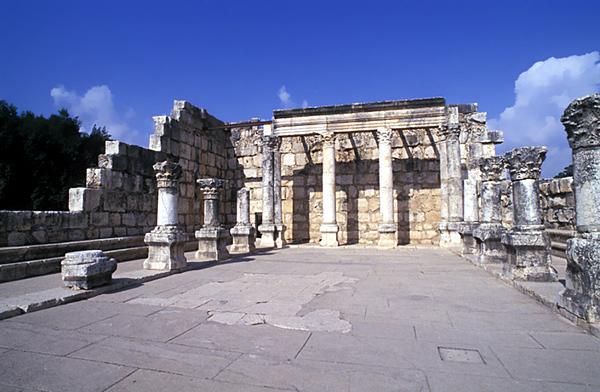 כפר נחום- 1בית הכנסת.jpg