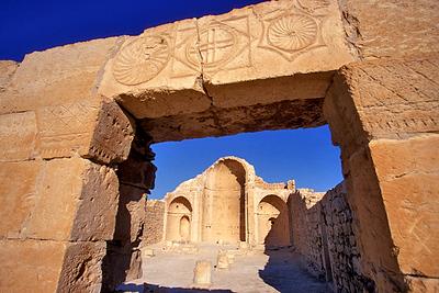 Nabataean city- Shivta