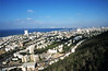 Mount Carmel in Haifa, Israel, - חיפה