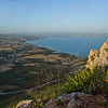 Sea of Galilee  -  Arbel Cliff-  כינרת מהר הארבל