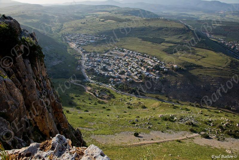 Arbel Cliff   מהר הארבל