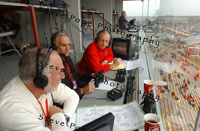 2007 Radio Booth Announcers