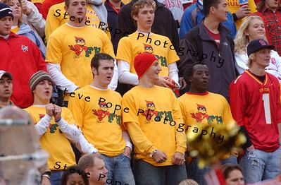2007 vs Texas
