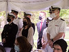 Ames, IA - 2021 Iowa State University Graduation & Navy ROTC Commissioning. © Todd Buchanan 2021