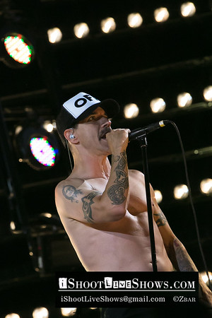 Red Hot Chili Peppers, Rock Im Pott 2012