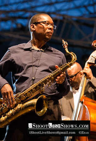 McCoy Tyner Quarter w/ Ravi Coltrane - Paris La Defense Jazz Festival