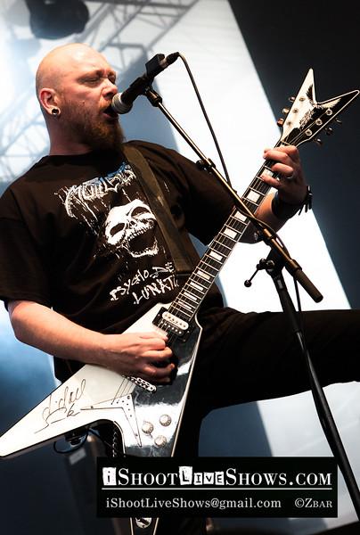 Loudblast, Metallurgicales 2012