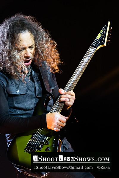 Metallica - Paris, 2012 -