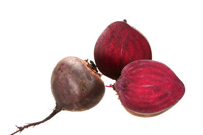 Full and two cross of beet-root