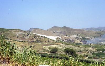 Grande Cretto di Gibellina (Trapani, Sicilia)