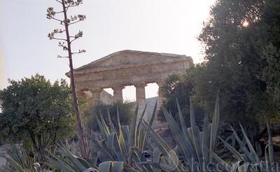 Sicilia, Segesta