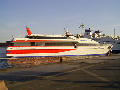2007 - HSC ACHERNAR in Napoli.