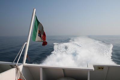 2008 - On board HSC ACHERNAR.
