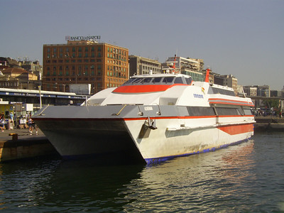 2010 - HSC ACHERNAR in Napoli.