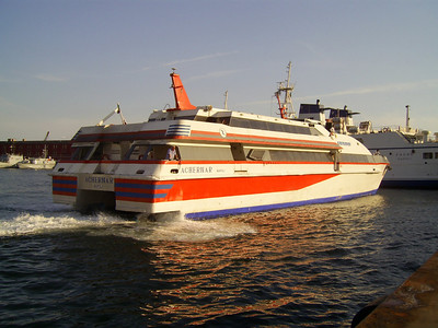 2007 - HSC ACHERNAR in Napoli.