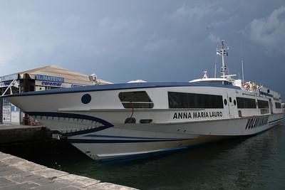 HSC ANNA MARIA LAURO in Ischia.