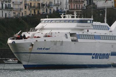 2009 - HSC ISOLA DI CAPRI in Capri.
