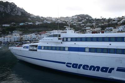 2009 - HSC ISOLA DI PROCIDA in Capri.