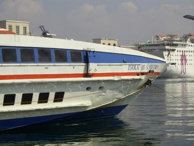 2009 - HSC ISOLA DI S.PIETRO in Napoli.