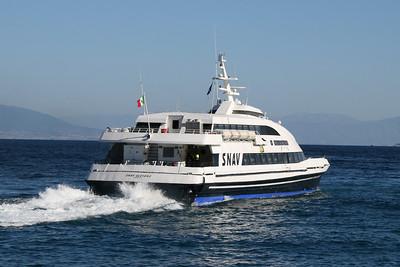 2011 - DSC SNAV ALCIONE at sea.