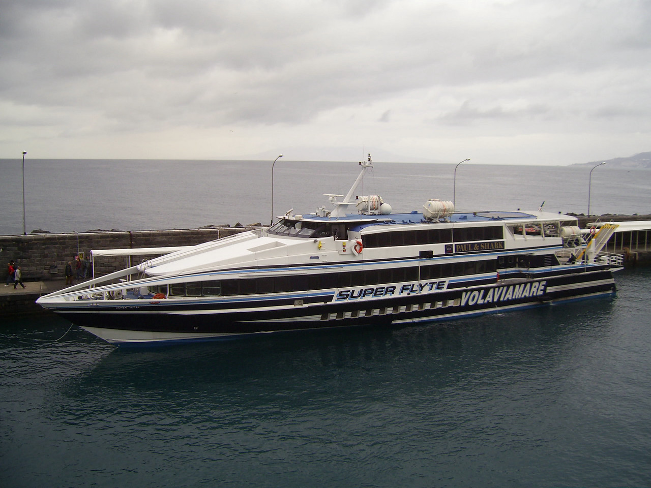 HSC SUPER FLYTE in Capri.