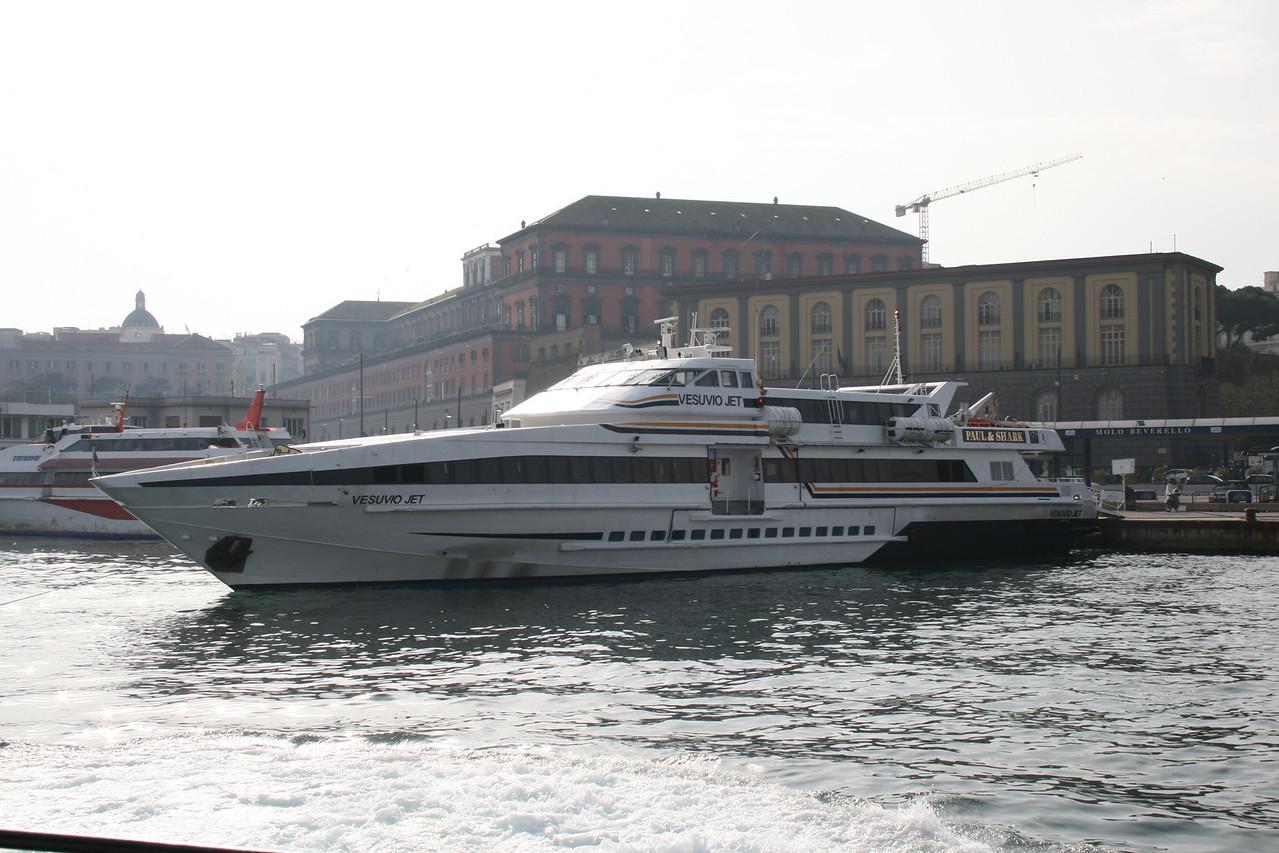2010 - VESUVIO JET in Napoli.