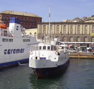 2007 - F/B ALA in Napoli.