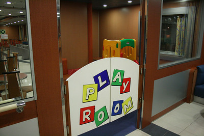 2009 - On board F/B CARTOUR GAMMA : children play room.