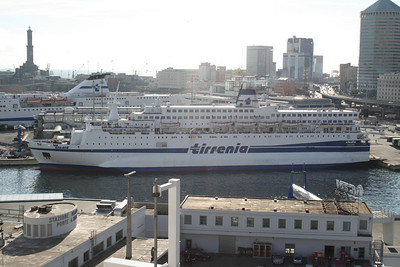 2009 - F/B CLODIA in Genova.