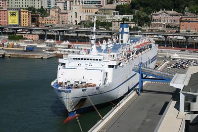 F/B DOMIZIANA in Genova.