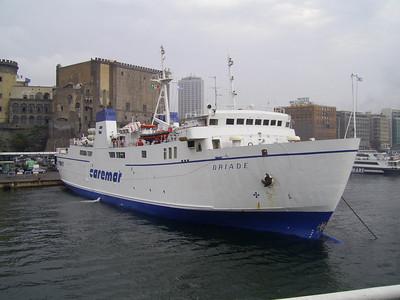 2007 - F/B DRIADE in Napoli.
