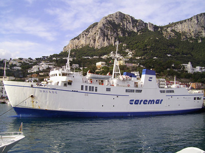 2007 - F/B DRIADE in Capri.