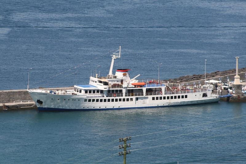 2008 - F/B FALERNO in Capri.