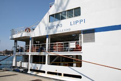 2009 - F/B FILIPPO LIPPI in Milazzo.