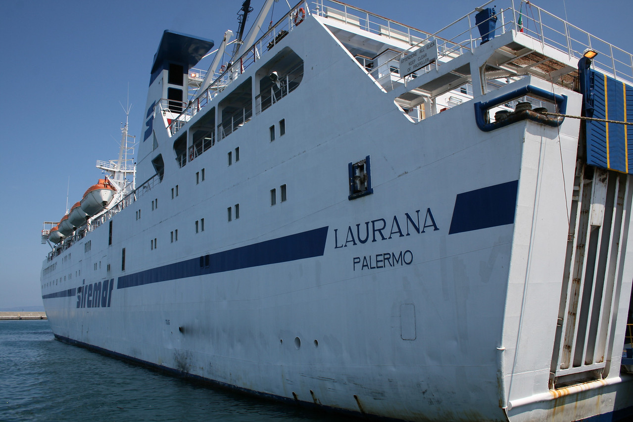 2009 - F/B LAURANA in Milazzo.
