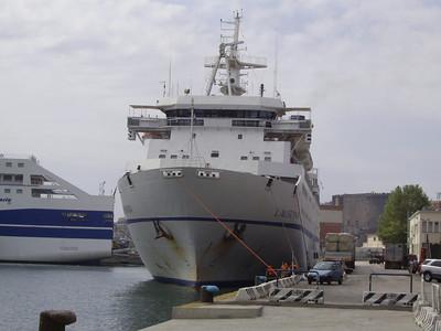 2007 - F/B LAURANA in Napoli.