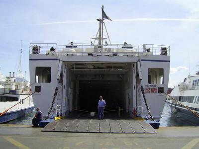 2007 - F/B NAIADE in Napoli.