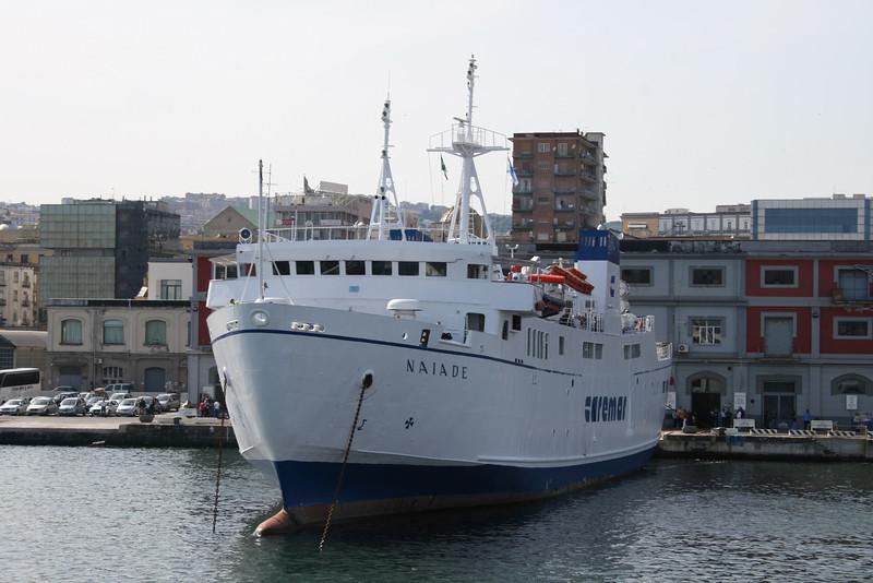 2008 - F/B NAIADE in Napoli.