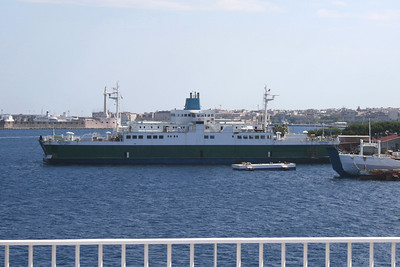 2010 - F/B OSTFOLD in Messina.
