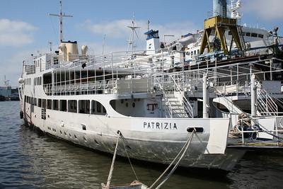 2009 - F/B PATRIZIA laid up in Napoli.