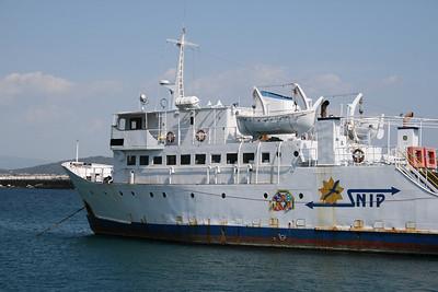 2011 - F/B RIO MARINA laid up in Formia.