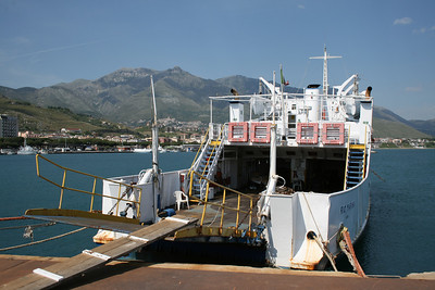 2011 - F/B RIO MARINA laid up in Formia.