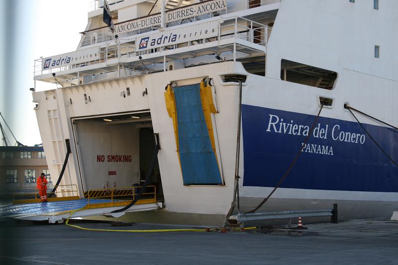 2010 - F/B RIVIERA DEL CONERO in Ancona.
