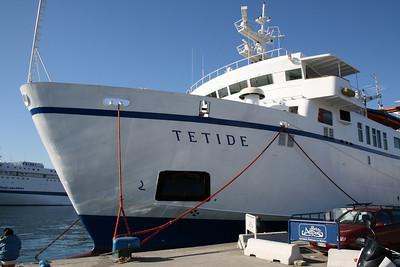 2008 - F/B TETIDE in Napoli.