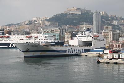 2009 - F/B TOSCANA in Napoli.