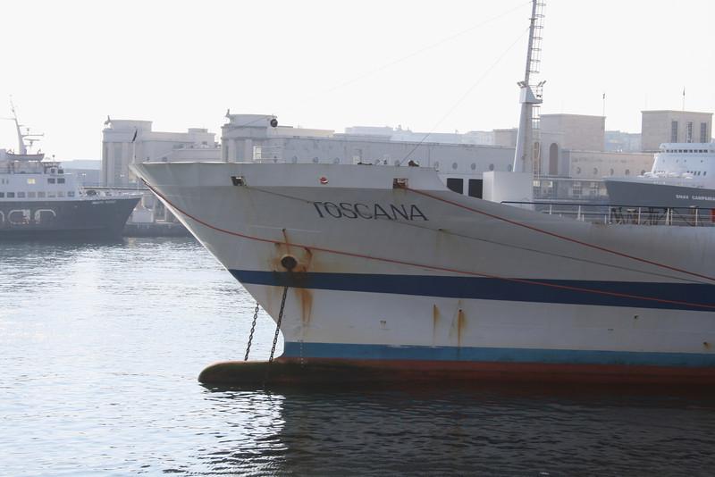 2008 - F/B TOSCANA in Napoli.